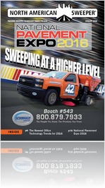 North American Sweeper- January 2016