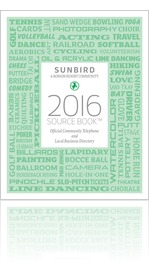 2016 SunBird Source Book™