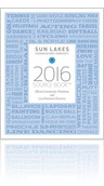 2016 Sun Lakes Source Book�