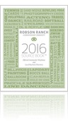2016 Robson Ranch Source Book�