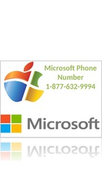 Ring on 1-877-632-9994 Microsoft number to get phone