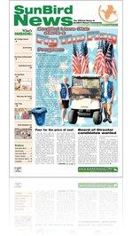 SunBird News - August 2011