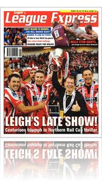 League Express - 18th July 2011
