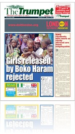 The Trumpet Newspaper Issue 408 (February 17 - March 1 2016)