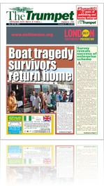 The Trumpet Newspaper Issue 407 (February 3 - 16 2016)