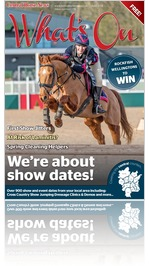 Central Horse News What's On April 2016 issue