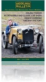 Brooklands Bulletin 39 May/ June 2016
