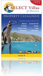 Select Villas of Moraira Property Catalogue Issue 8