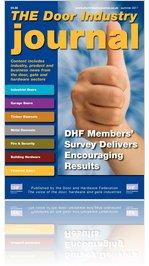 1. Summer 2011 - Door Industry Journal