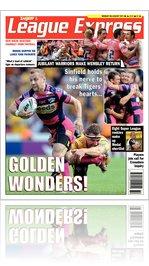 League Express - 8th August 2011