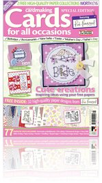 Creative Cardmaking Special Edition Cards for all Occasions