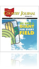 Mid-August 2011 Ohio's Country Journal
