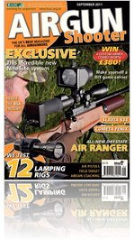 Airgun Shooter - September 2011