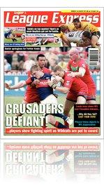 League Express - 1st August 2011