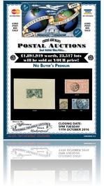 Universal Philatelic Auctions 11th October