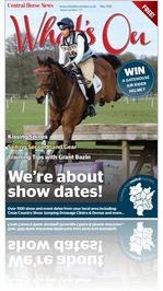 Central Horse News What's On May 2016 issue
