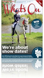 Central Horse News What's On June 2016 issue