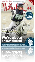 Central Horse News What's On July 2016 issue