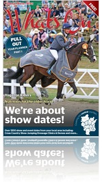 Central Horse News What's On October / November 2016 issue