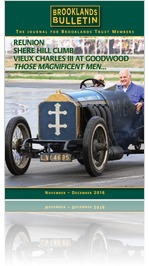 Brooklands Bulletin 42 November/ December 2016