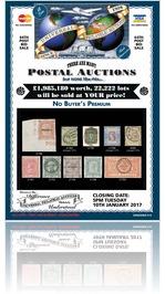 Universal Philatelic Auctions 10th January