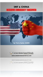 Terry Sacka Discusses The IMF And China's New Reserve Currency Status