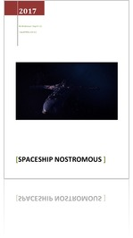 spaceship Nostromous (v2.0)