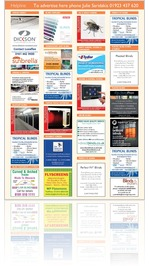 Blinds & Shutters - Classified Pages - Issue 1/2017