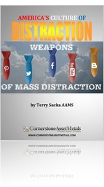 Terry Sacka Discusses America's Culture of Distraction