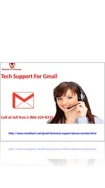 Tech Support For Gmail at a Nominal Rate  1-866-224-8319