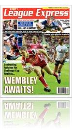 League Express - 22nd August 2011