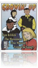 BOSS The Movement Comic Book 1