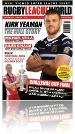Rugby League World - Oct 2011