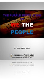 "Terry Sacka Discusses The Purple Revolution Against ""We The People"""