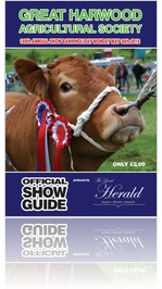 THE GREAT HARWOOD AGRICULTURAL SHOW GUIDE 2016