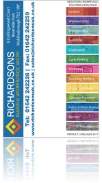 Industrial Workplace Solutions Catalogue