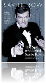 Savile Row Style Magazine Summer 2017