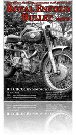 2018-2019 Hitchcocks Motorcycles Catalogue