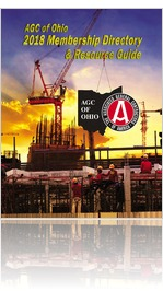 2018 AGC of Ohio Membership Directory & Buyers Guide
