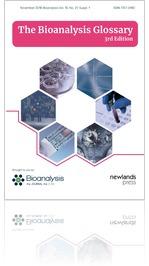 The Bioanalysis Glossary, 3d Edition