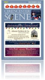 CS133 - Cirencester Scene December 18 Issue