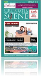 CS134 - Cirencester Scene January 2019 Issue