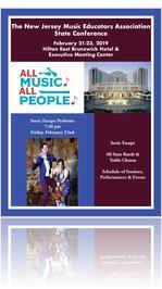 2019 NJMEA Music Conference Book