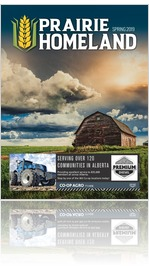 Prairie Homeland Spring 2019