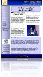 Thames Valley Rotary News - March 2019