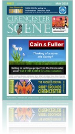 CS138 - Cirencester Scene May 2019 Issue