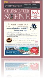 CS139 - Cirencester Scene June 2019 Issue