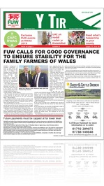 WELSH FAMRER JULY 2019