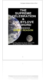 THE SUPREME CELEBRATION & BYLOVE OF WORD