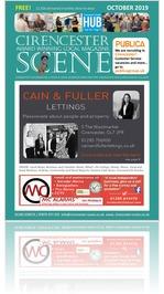 CS143 - Cirencester Scene Oct 2019 Issue
